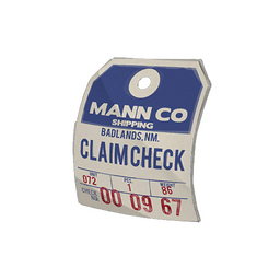 free tf2 item Summer Claim Check