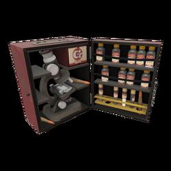 Химический набор : Страннодел — Профессорские очки , тираж #2