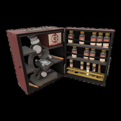 Химический набор: Страннодел— Птицелов из Абердина , тираж #1