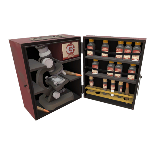 Stockbroker's Scarf Strangifier Chemistry Set Series #2