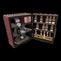 Химический набор : Страннодел — Галстук брокера , тираж №2