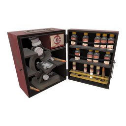Collector's Darwin's Danger Shield Chemistry Set