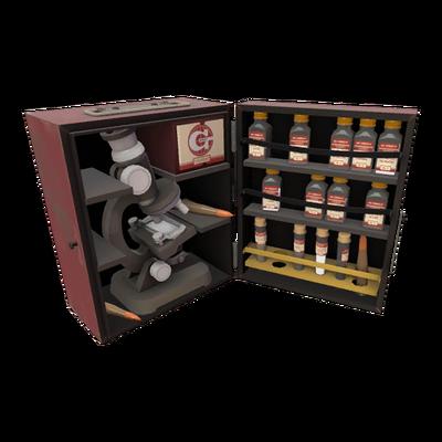 Химический набор : Страннодел — Банкир крови , тираж #2