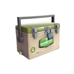 free tf2 item Green Summer 2013 Cooler Series #65