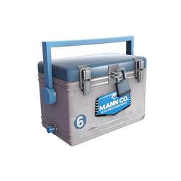 free tf2 item Blue Summer 2013 Cooler Series #67