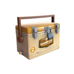 free tf2 item Orange Summer 2013 Cooler Series #63