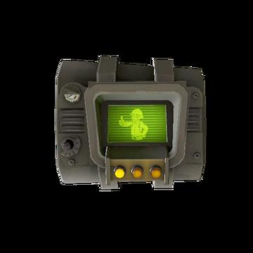 Fallout 3 | Pip-Boy 3000 by Fiaformulaone | 360x360