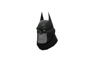 Genuine Arkham Cowl