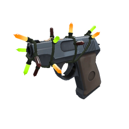 Strange Festive Specialized Killstreak Pistol