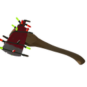 Festive Killstreak Fire Axe
