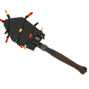 Festive Killstreak Shovel