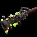 Festive Wildwood Medi Gun (Battle Scarred)