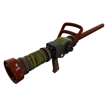 Wildwood Medi Gun TF2 Skin Preview