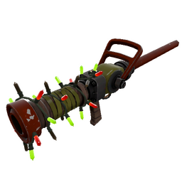 Festive Wildwood Medi Gun (Factory New)