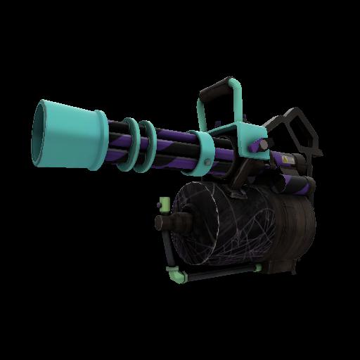 Mildly Menacing Specialized Killstreak Minigun