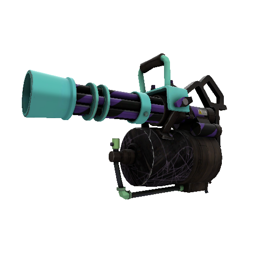 Strange Specialized Killstreak Minigun