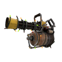 Festive Nutcracker Minigun (Well-Worn)