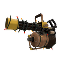 Festive Nutcracker Minigun (Minimal Wear)