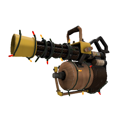 Spectacularly Lethal Minigun