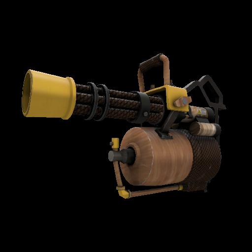 Strange Killstreak Minigun