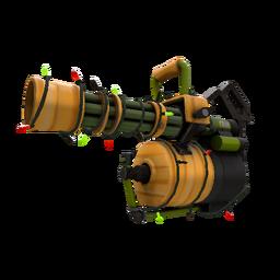 Festive Pumpkin Patch Minigun (Minimal Wear)