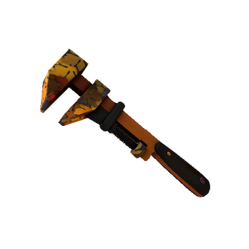 Autumn Wrench TF2 Skin Preview