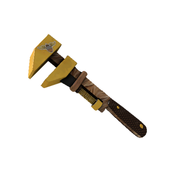 Nutcracker Wrench TF2 Skin Preview