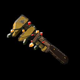 Festive Nutcracker Wrench (Minimal Wear)