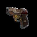 Strange Nutcracker Pistol (Well-Worn)