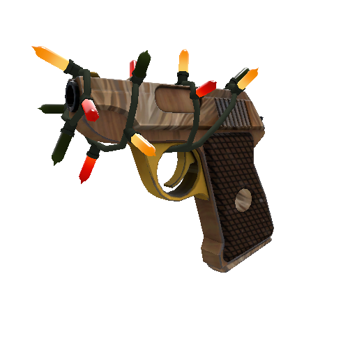 Unremarkable Specialized Killstreak Pistol