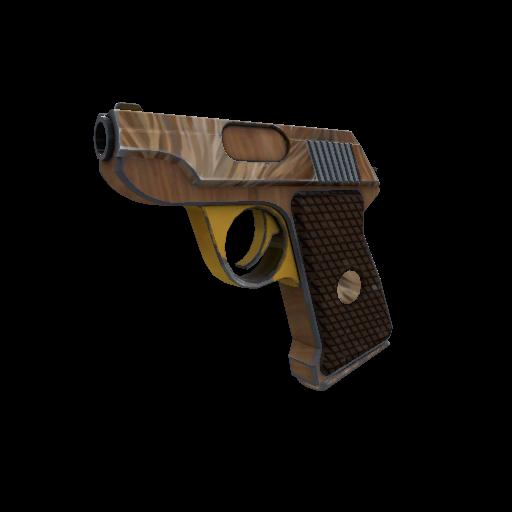 The Nutcracker Pistol