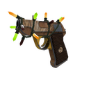 Strange Festive Nutcracker Pistol (Minimal Wear)
