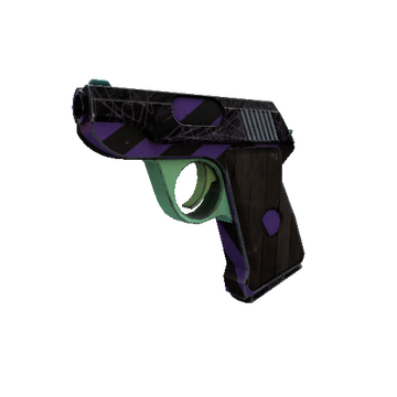 Macabre Web Pistol TF2 Skin Preview