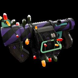 Festive Professional Killstreak Macabre Web Stickybomb Launcher (Factory New)