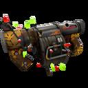 Festive Killstreak Autumn Stickybomb Launcher (Well-Worn)