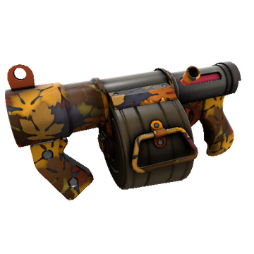 Autumn Stickybomb Launcher TF2 Skin Preview