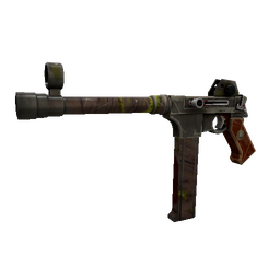free tf2 item Wildwood SMG (Battle Scarred)
