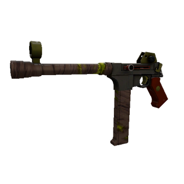 Wildwood SMG TF2 Skin Preview