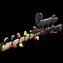 Festive Boneyard Sniper Rifle (Minimal Wear)