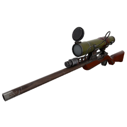 free tf2 item Wildwood Sniper Rifle (Well-Worn)