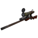 Wildwood Sniper Rifle (Battle Scarred)