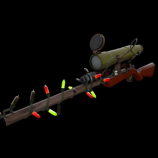 Positively Inhumane Killstreak Wildwood Sniper Rifle