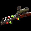 Festive Wildwood Sniper Rifle (Minimal Wear)