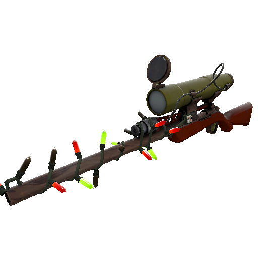 Wicked Nasty Killstreak Sniper Rifle