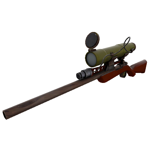 Unremarkable Specialized Killstreak Sniper Rifle