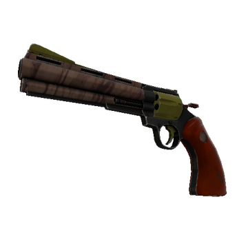 Wildwood Revolver TF2 Skin Preview