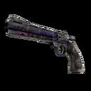 Macabre Web Revolver (Battle Scarred)