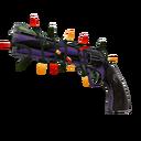 Festive Killstreak Macabre Web Revolver (Minimal Wear)