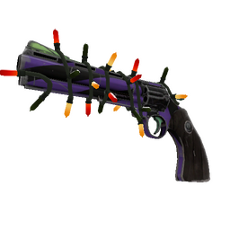 Festive Macabre Web Revolver (Minimal Wear)