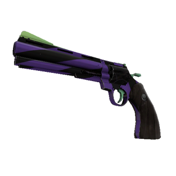 Macabre Web Revolver TF2 Skin Preview